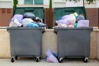 Вывоз бытовых отходов